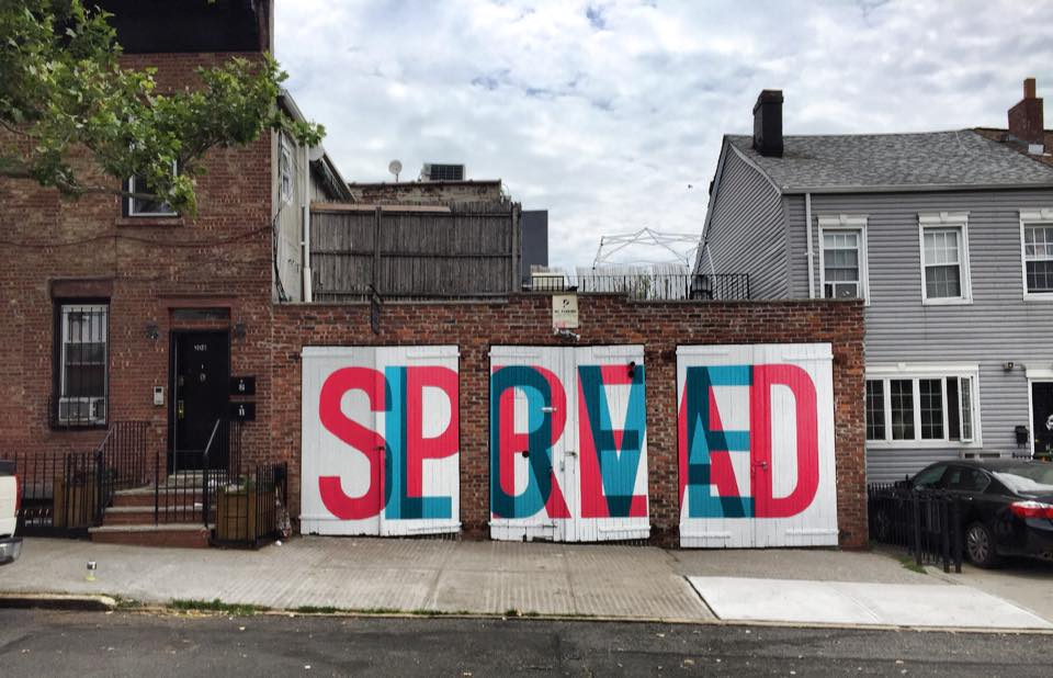 Boa Mistura, Spread Love It's The Brooklyn Way, 2016