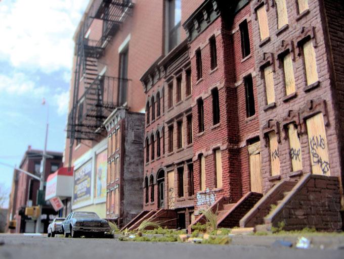 Peter Feigenbaum Trainset Ghetto Streetsmart Open