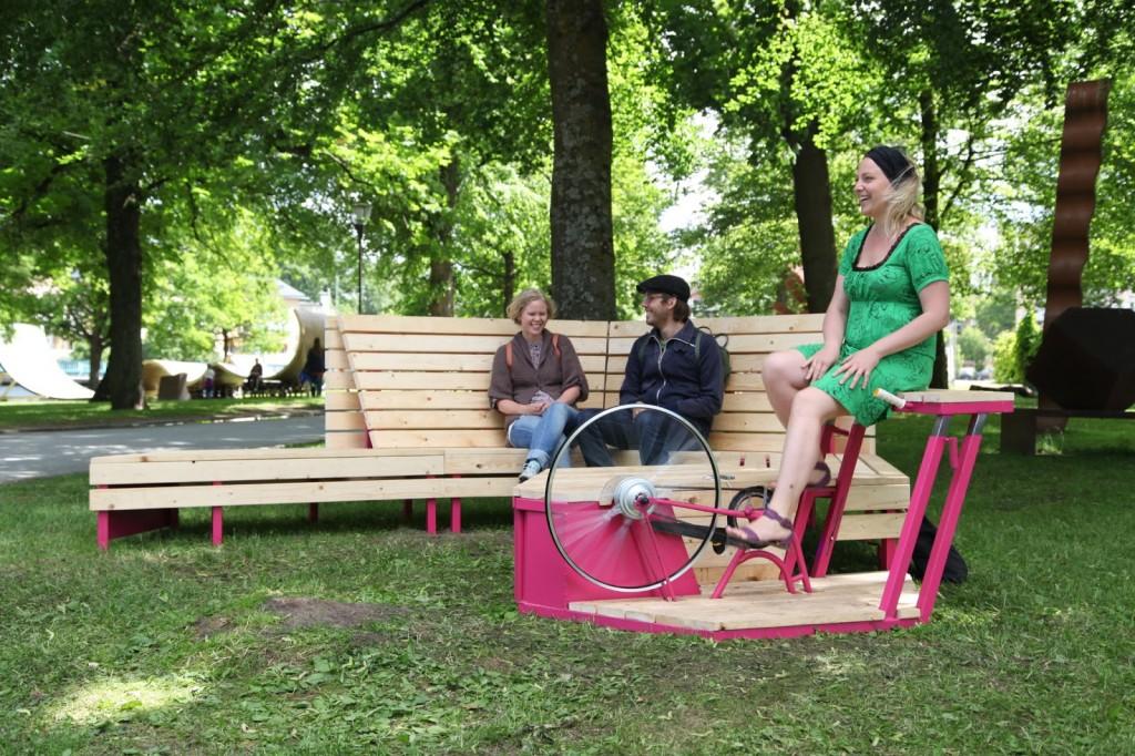 i Collective, bicyclope, 2013, Örebro, SWEDEN